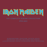 The Complete Albums Collection -1990 - 2015 [Limited Edition] (3LP) by Iron Maiden