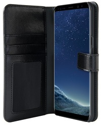 "3SIXT Samsung Galaxy S8+ 6.2"" Neo Case - Black"
