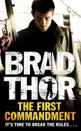 The First Commandment by Brad Thor image