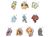Pokemon: Pokemetal (20th Anniversary ver.) - Mascot Charms