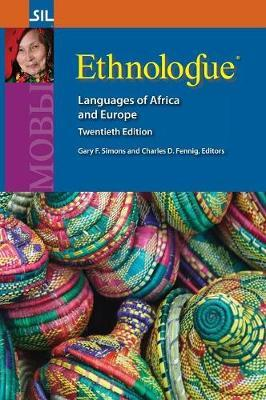 Ethnologue: Languages of Africa and Europe image