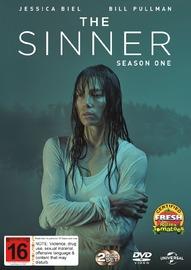 The Sinner - Complete Season One on DVD