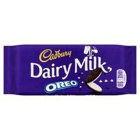 Cadbury Dairy Milk Oreo120g