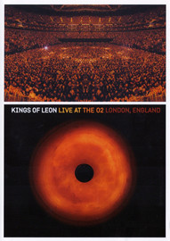 Kings of Leon- Live At The 02 DVD on DVD