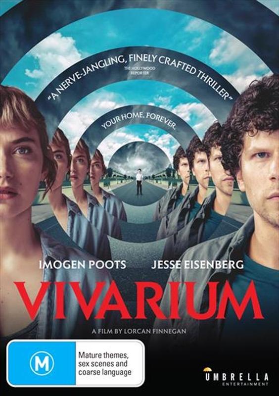 Vivarium on DVD