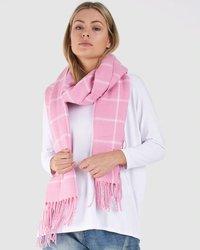 Betty Basics: Ariel Scarf - Pink