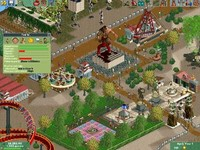 Rollercoaster Tycoon 2 Thrill Pack for PC Games