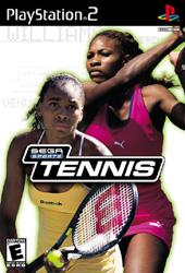 Virtua Tennis 2 for PS2