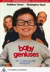 Baby Geniuses on DVD
