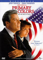 Primary Colors on DVD