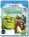 Shrek - 3D Combo on Blu-ray, 3D Blu-ray