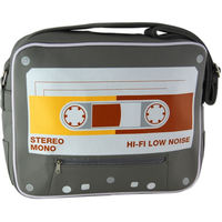 Audio Cassette Shoulder Bag