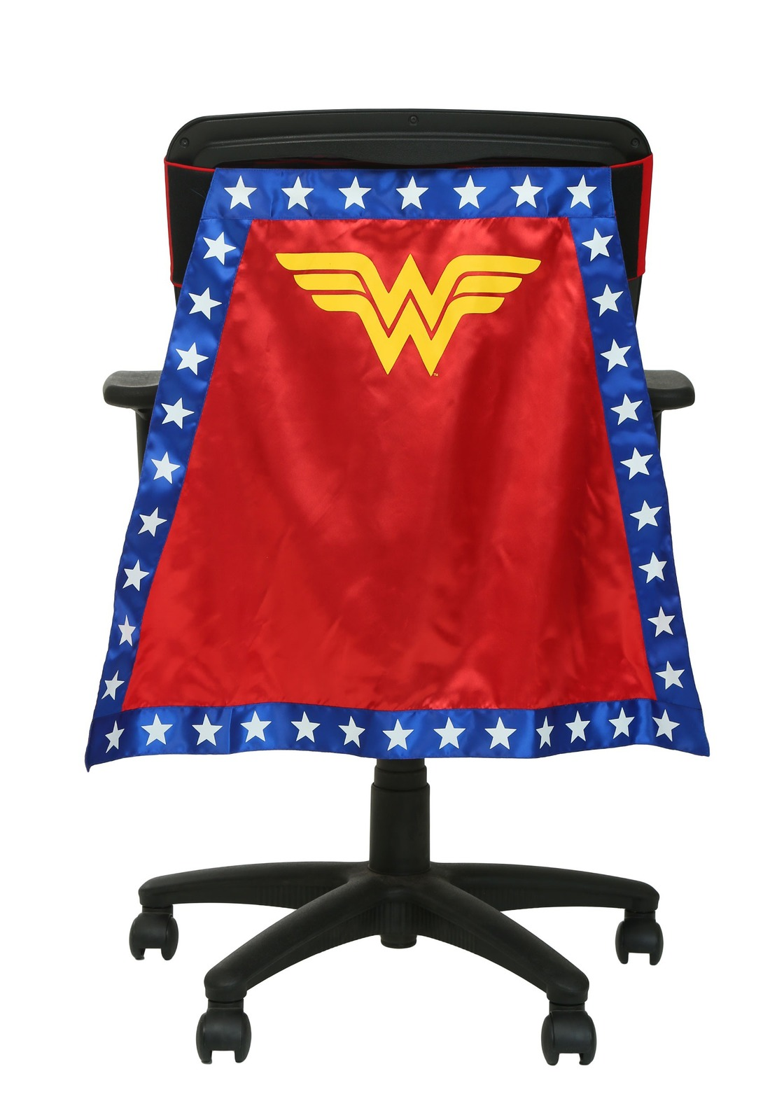 Wonder Woman Chair Cape At Mighty Ape Nz