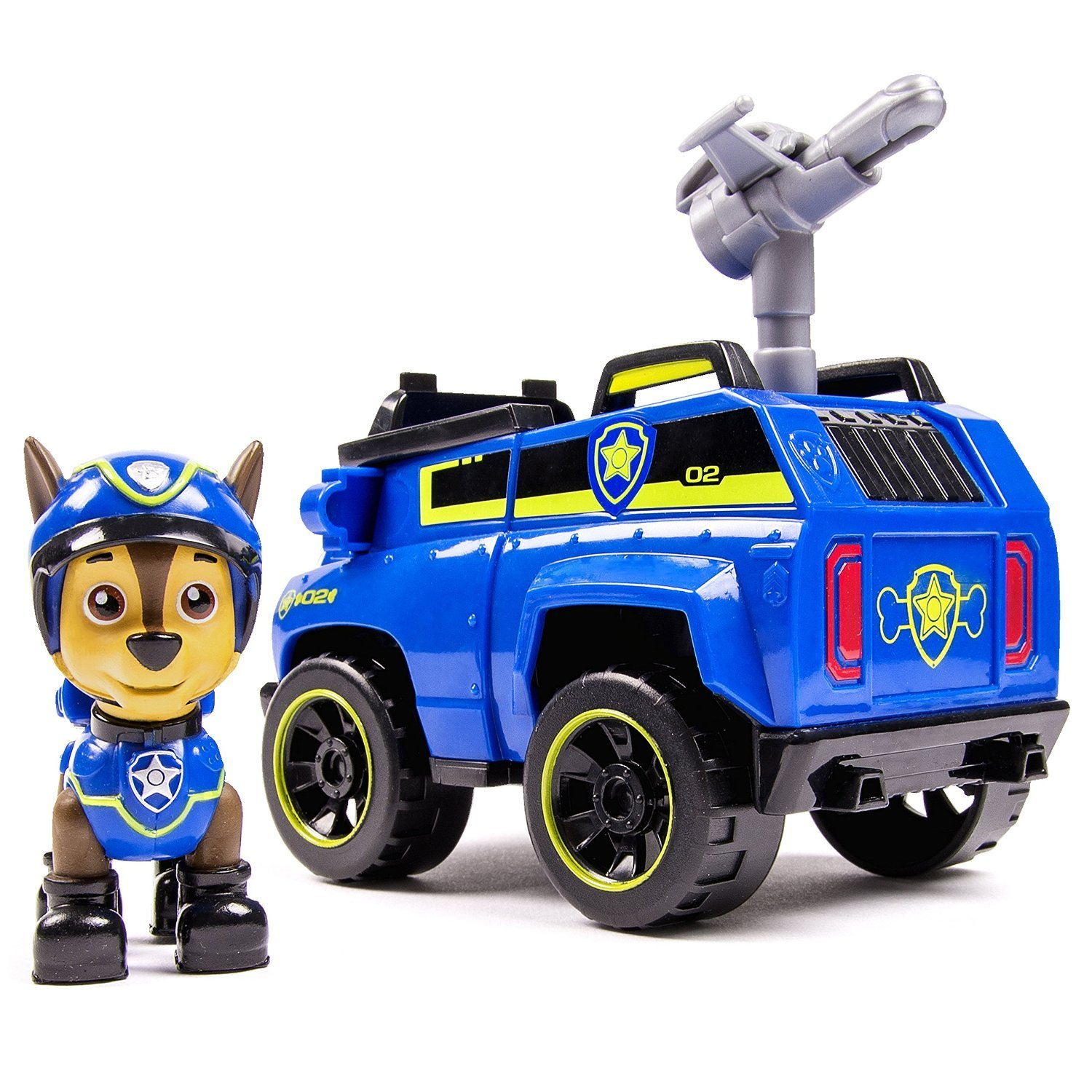 Paw Patrol: Racers - Chases Spy Cruiser image