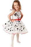 Disney: 101 Dalmatians Costume Dress - (Small)