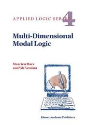 Multi-Dimensional Modal Logic by Maarten Marx