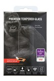 OMP: Galaxy S7 Premium Full Coverage Tempered Glass Screen Protector - Silver