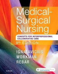 Medical-Surgical Nursing by Donna D. Ignatavicius image