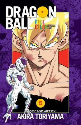 Dragon Ball Full Color Freeza Arc, Vol. 5 by Akira Toriyama