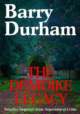 The Demdike Legacy by Barry Durham image
