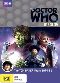 Doctor Who: Meglos on DVD