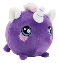 Squeezamals: S2 - Super Squishy Plush (Purple Unicorn)