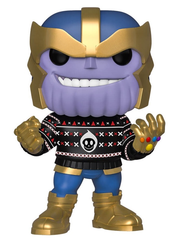 Marvel: Holiday Thanos - Pop! Vinyl Figure