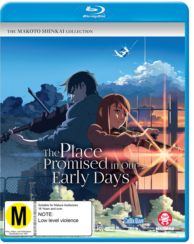 The Place Promised In Our Early Days on Blu-ray