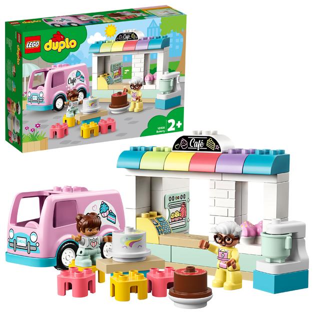 LEGO DUPLO: Bakery - (10928)
