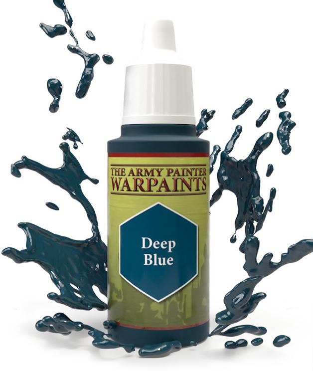 Army Painter: Warpaints - Deep Blue