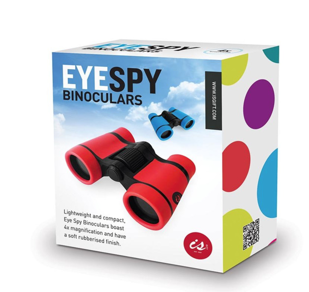 IS Gift: Discovery Zone Compact Binoculars