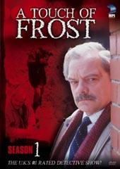 A Touch Of Frost - Series 1  Care & Protection, Not With Kindness, Conclusions on DVD