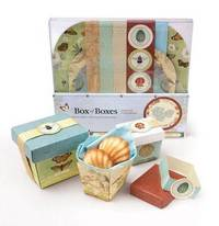 Natural Curiosities Box of Boxes: Everything You Need to Create Exquisite Gift Packages by Potter Style image
