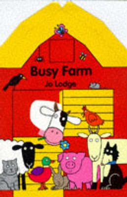 Busy Farm Carousel by Jo Lodge