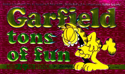 Garfield Tons of Fun by Jim Davis