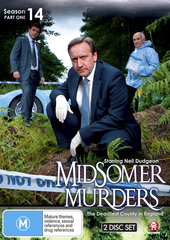 Midsomer Murders: Season 14 - Part 1 on