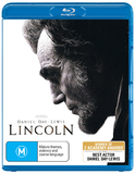 Lincoln on Blu-ray