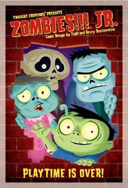 Zombies!!! Jr. - Board Game