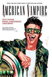 American Vampire Vol. 4 by Scott Snyder