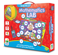 Grab it - Mathematics Lab