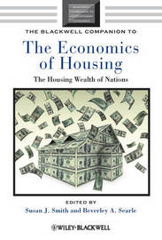 The Blackwell Companion to the Economics of Housing image