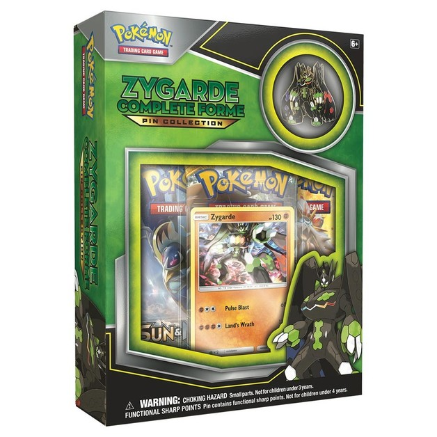 Pokemon TCG Zygarde Complete Collection