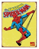 Marvel: The Amazing Spiderman Retro Tin Sign