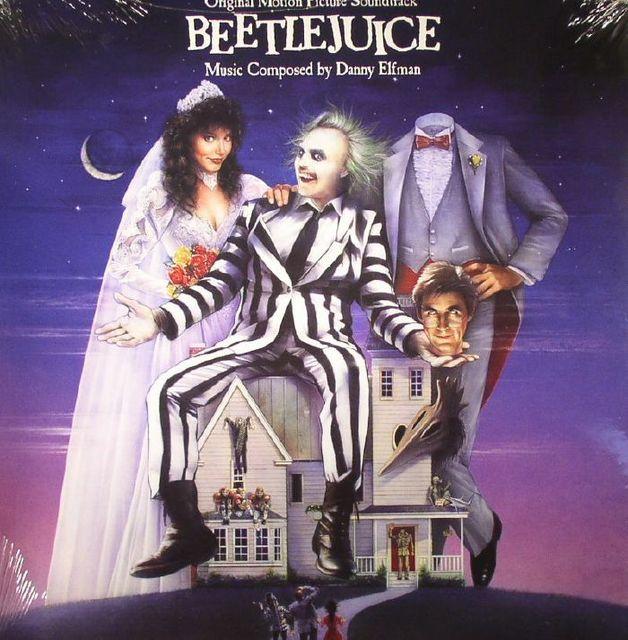Beetlejuice Original Soundtrack (LP) by Danny Elfman