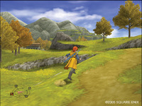 Dragon Quest: The Journey of the Cursed King (Platinum) for PlayStation 2 image