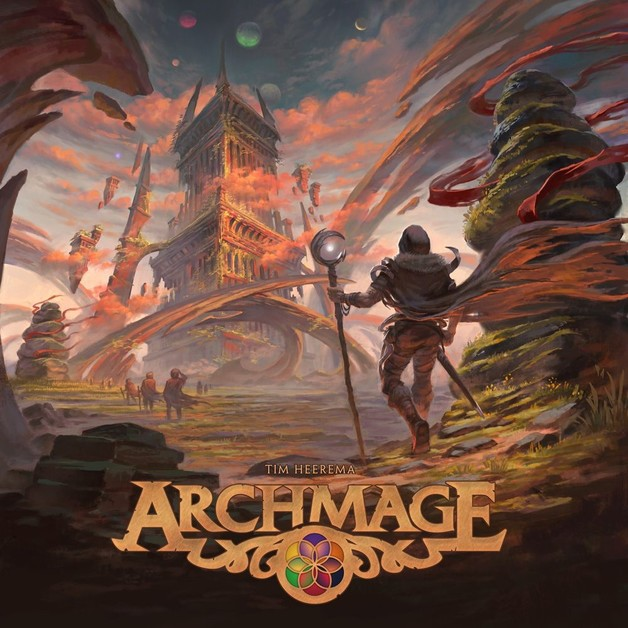 Archmage - Board Game
