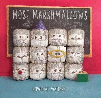 Most Marshmallows by Rowboat Watkins image