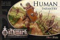 Oathmark: Plastic Human Infantry