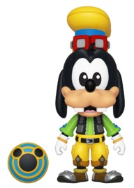 Kingdom Hearts III: Goofy - 5-Star Vinyl Figure