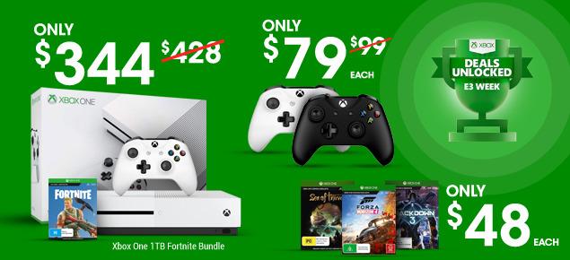 Xbox One E3 Deals Unlocked!